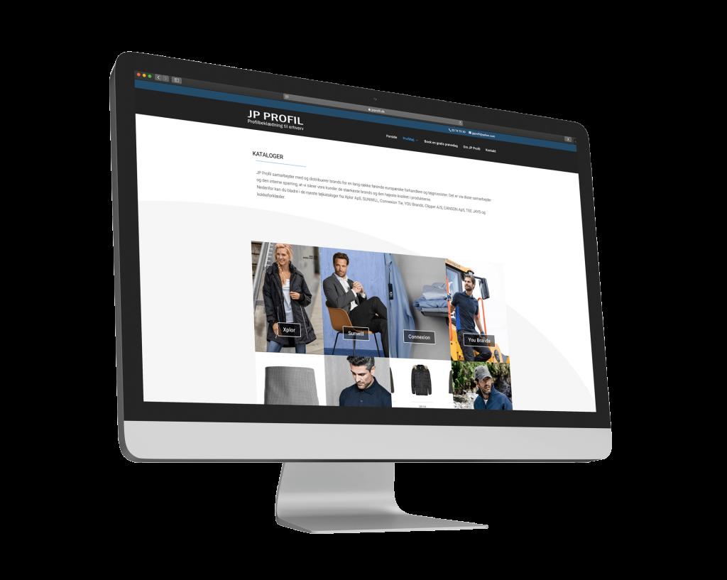 JP Profil Hjemmeside Case SideWalk