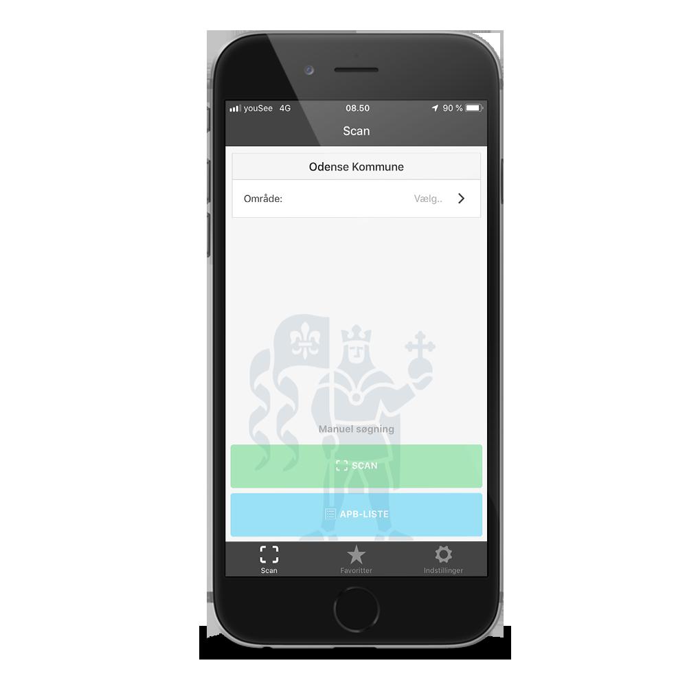 Odense Kommune Risikostyring App Case SideWalk