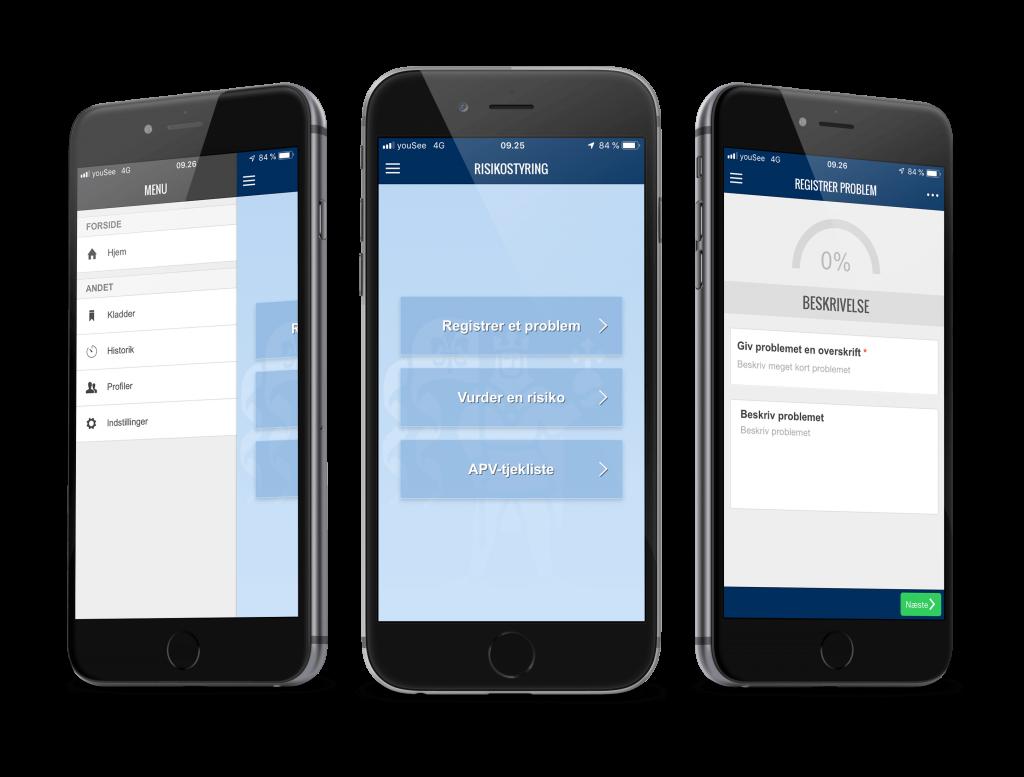 Odense Kommune Apps Case SideWalk
