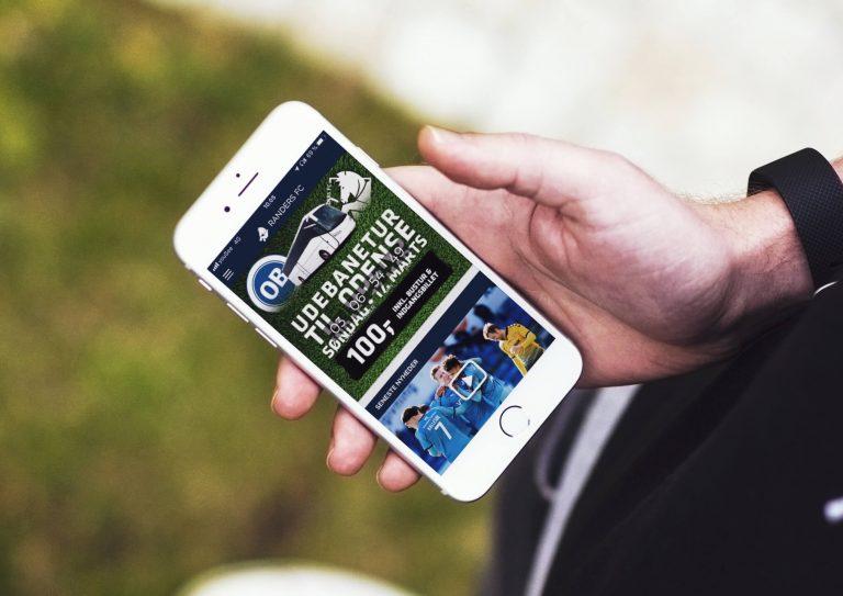 Sports og quiz app_SideWalk