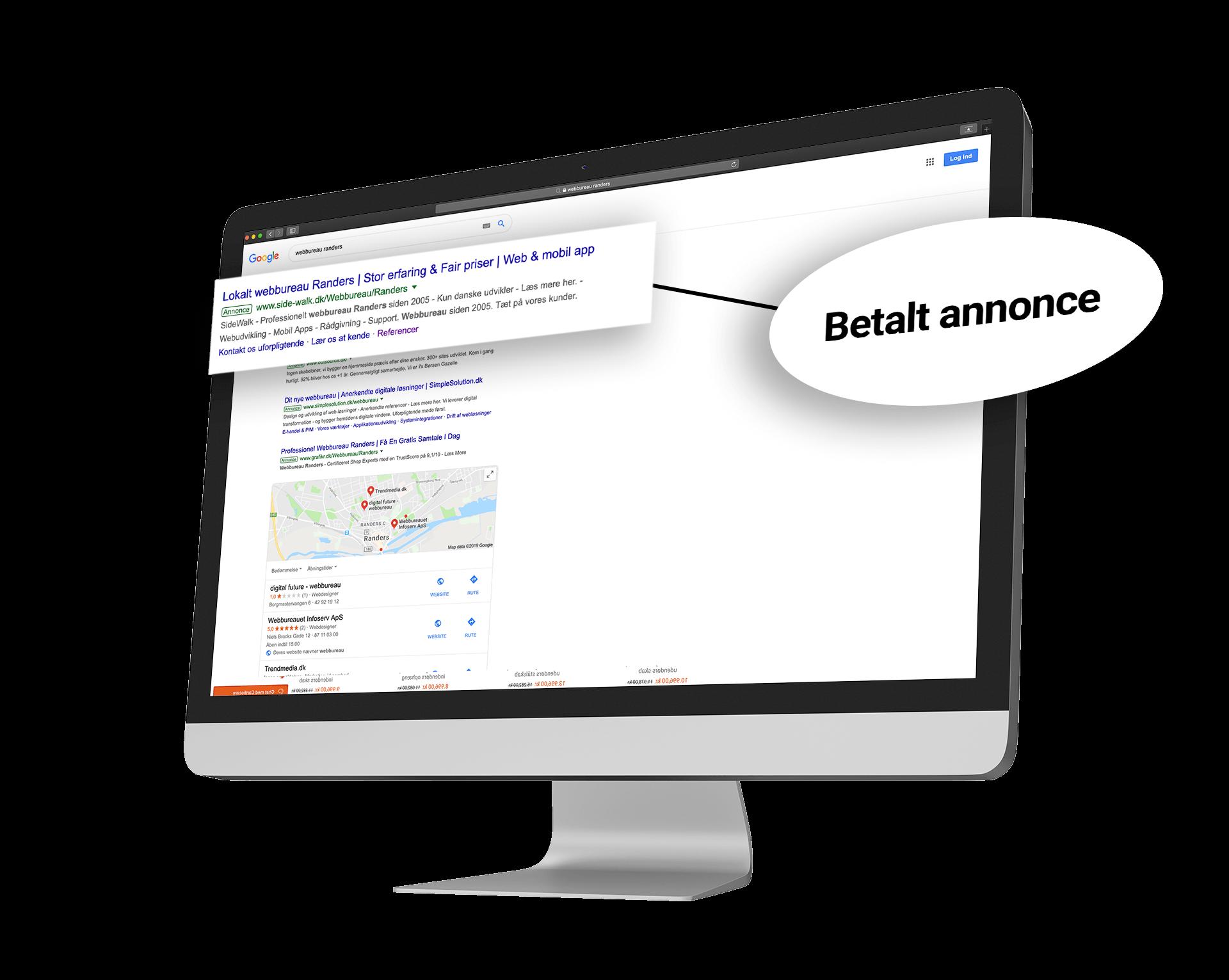 Google Ads-Services-SideWalk