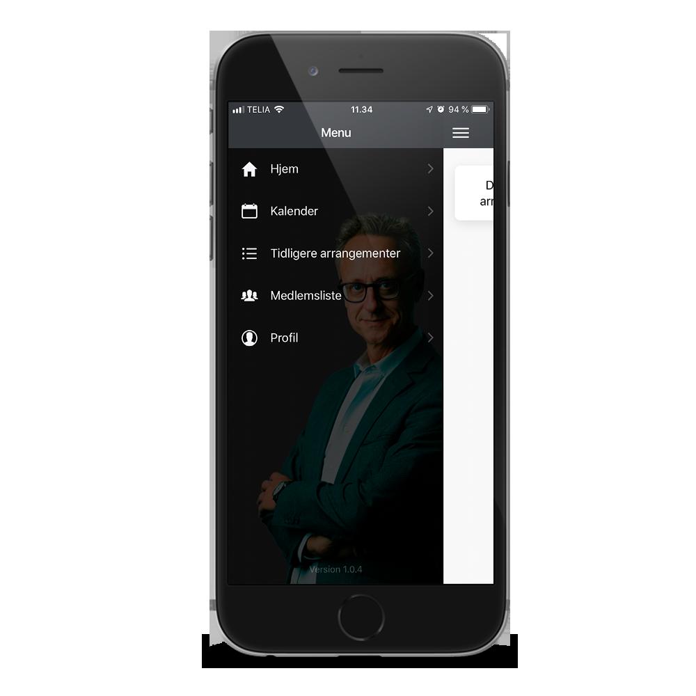 Henrik Dahl Netværk App Case SideWalk