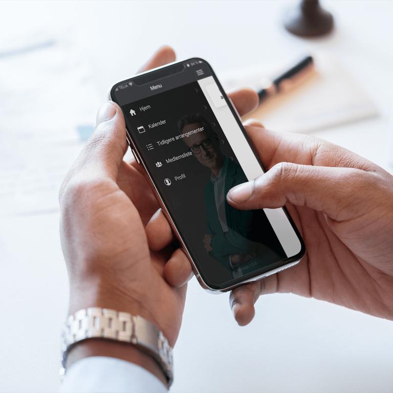 Henrik Dahl Netværk App SideWalk