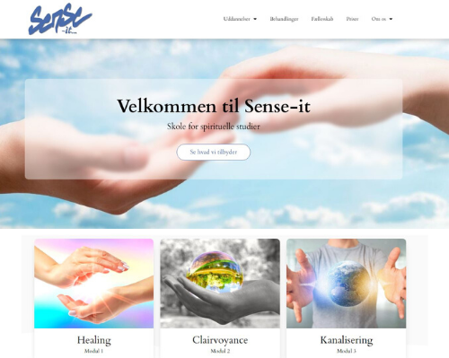 Sense-it_website
