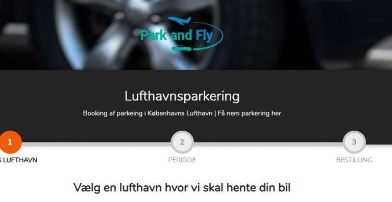 Bookingsystem_Park_and_Fly