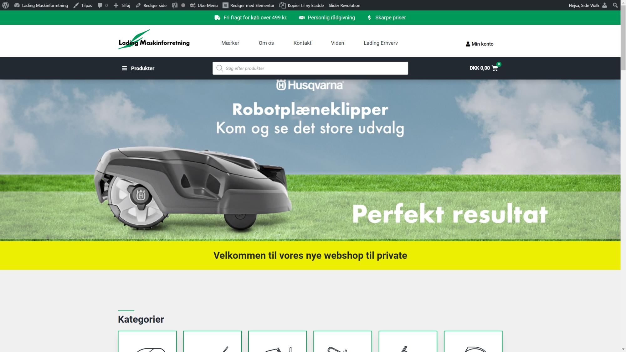 SideWalk_Lading_Maskinforretning_webshop