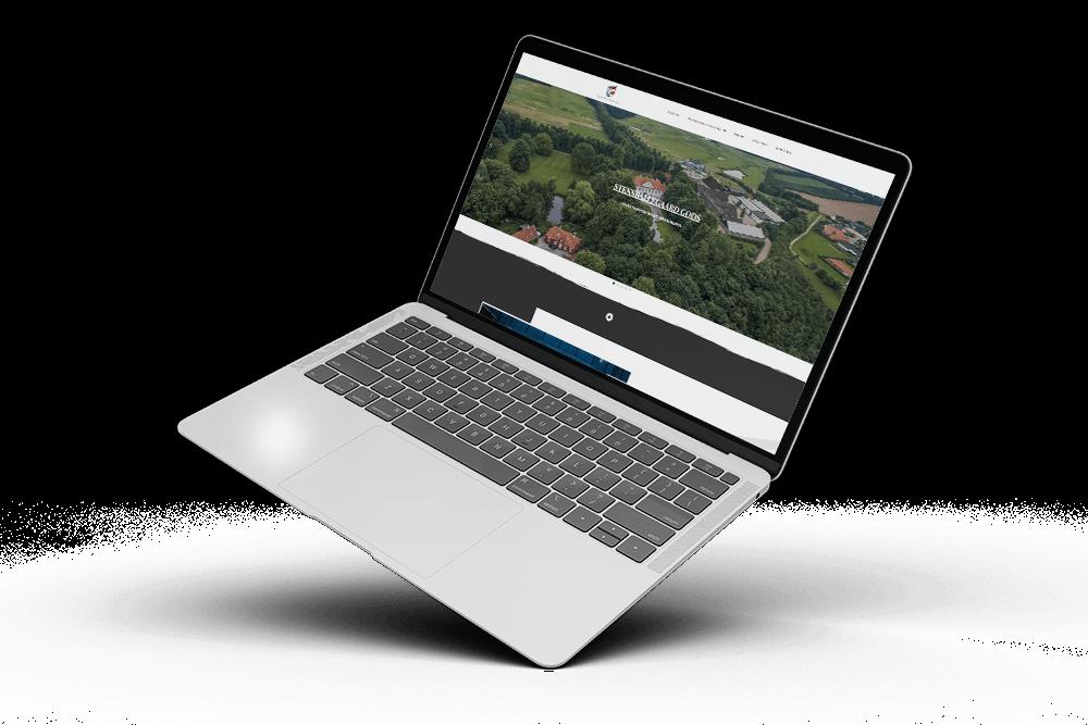 SideWalk Stensballegaard mockup desktop