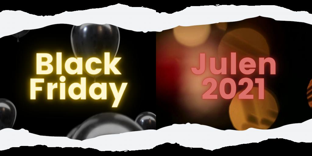 Black friday og jul 2021 banner